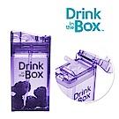 加拿大Drink in the box 兒童戶外方形吸管杯 235ml-夢幻紫