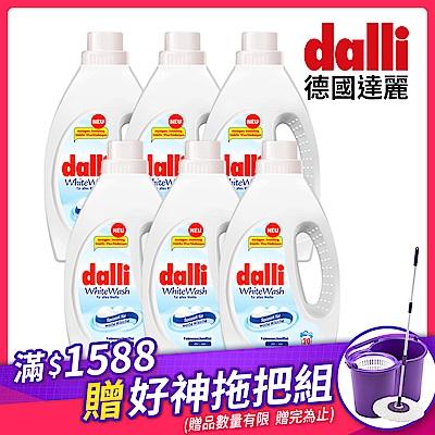 德國Dalli 淺色衣服洗衣精1.1L(6入/箱)