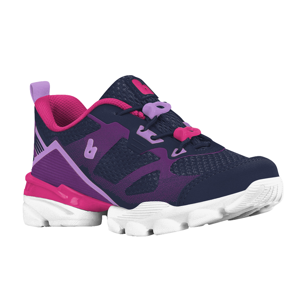巴西BiBi童鞋_休閒款-藍紫色983017