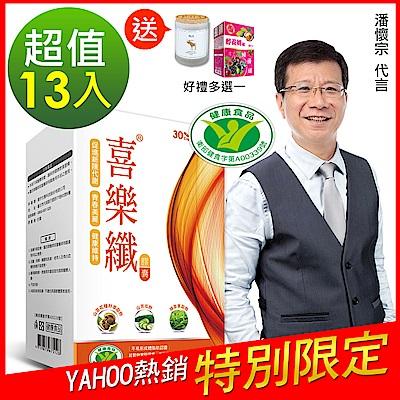 DV笛絲薇夢-潘懷宗推薦 喜樂纖膠囊13盒熱銷推薦祖