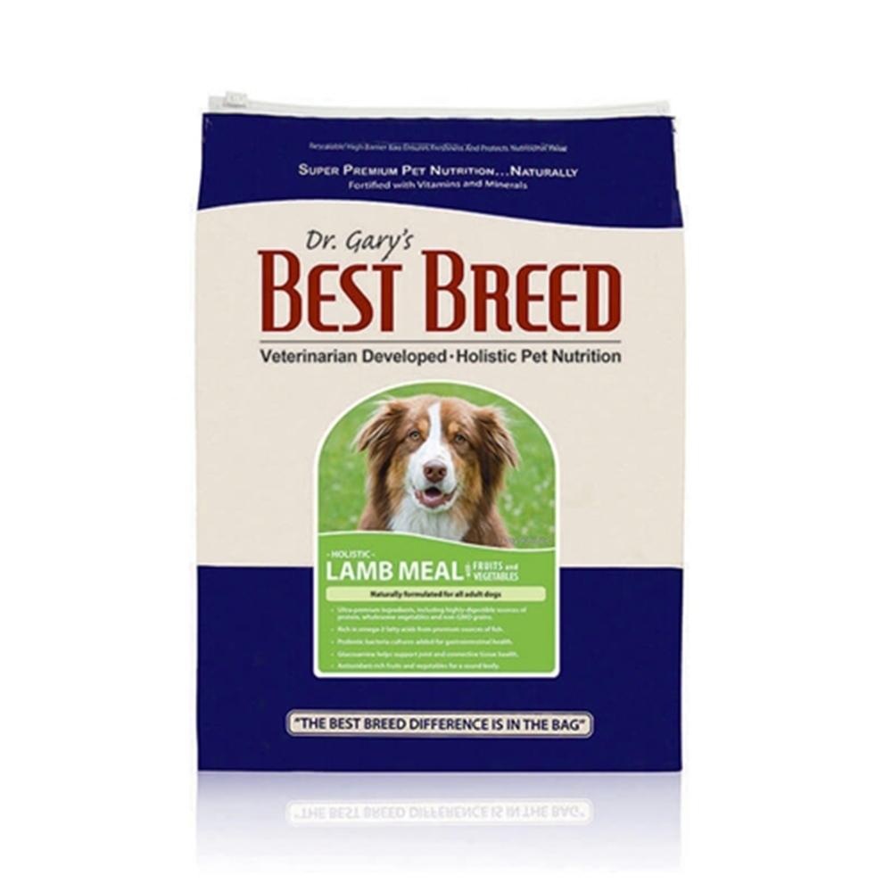 BEST BREED貝斯比 羊肉+蔬果配方 成犬糧 6.8kg