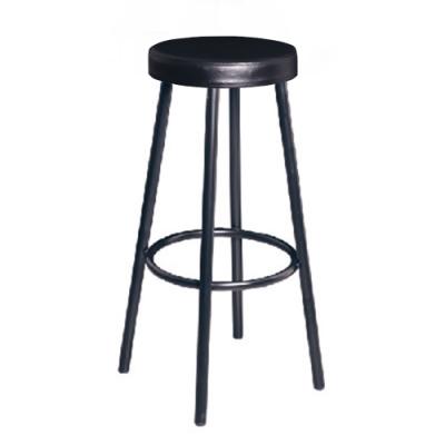 H&D 德國6186黑厚皮椅