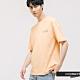 H:CONNECT 韓國品牌 男裝 -圓領相片感圓領T-Shirt-黃 product thumbnail 1