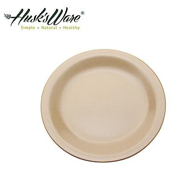 美國Husk's ware稻殼天然無毒環保圓盤10吋(3入組)