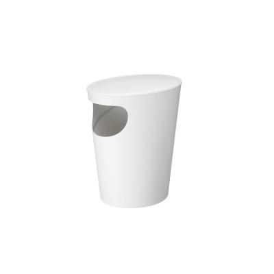 日本岩谷Iwatani ENOTS儲物垃圾桶置物邊桌-9.4L
