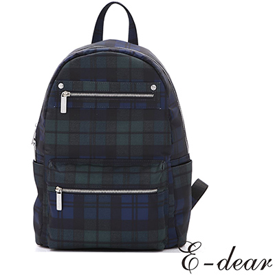E-dear  輕休閒邁克森城市系列-經典後背包 共5色