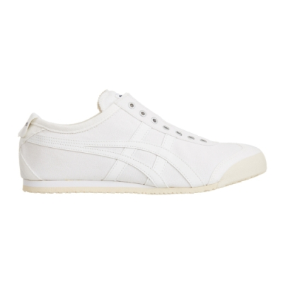 Onitsuka Tiger鬼塚虎-MEXICO 66 SLIP-ON休閒鞋 男女(白色)TH528N-0101