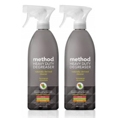 Method美則重油污降解清潔劑828mlx2罐