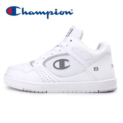 【Champion】】BKB I 復古籃球鞋 女鞋-白(91-1220100)