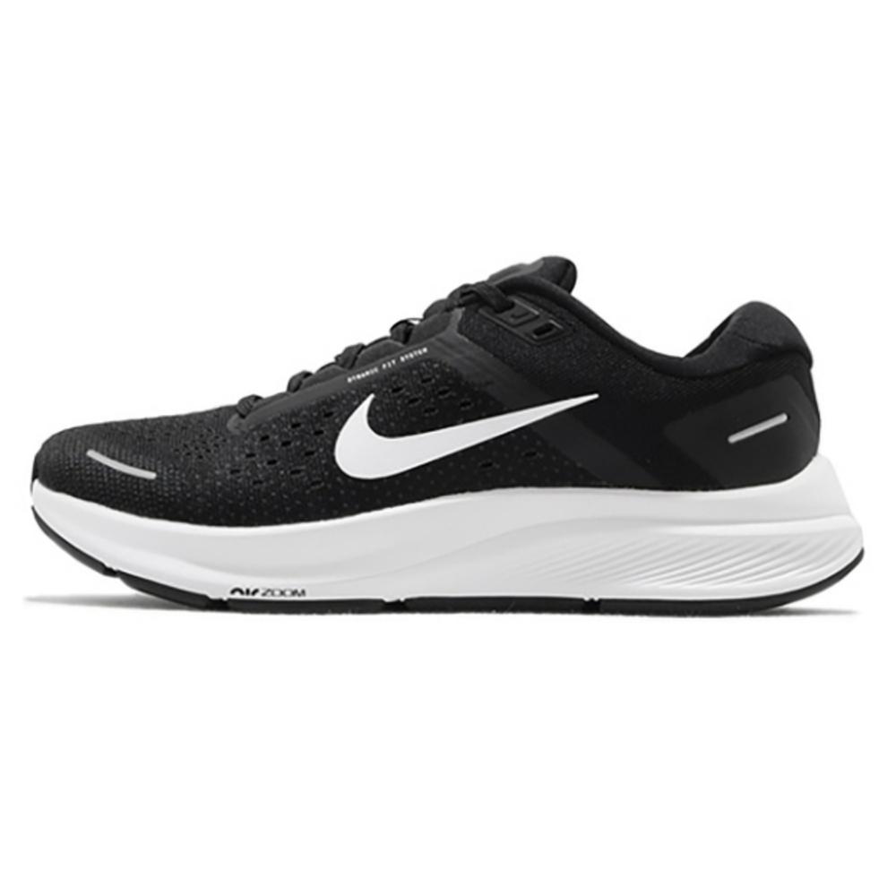 Nike Air Zoom Structure 23 女 慢跑鞋 黑-CZ6721001