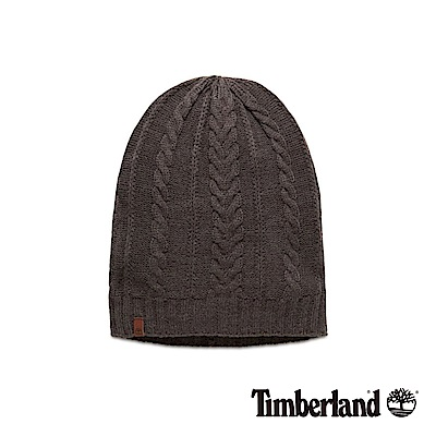 Timberland 女款灰色編織毛帽|A1EGJ @ Y!購物