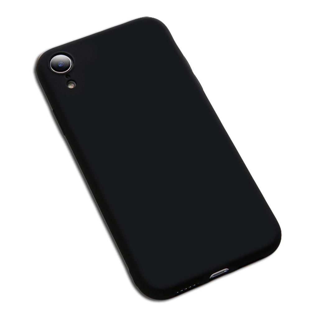 My Colors液態膠系列 iPhone XR 6.1吋 液態矽膠絲滑保護殼