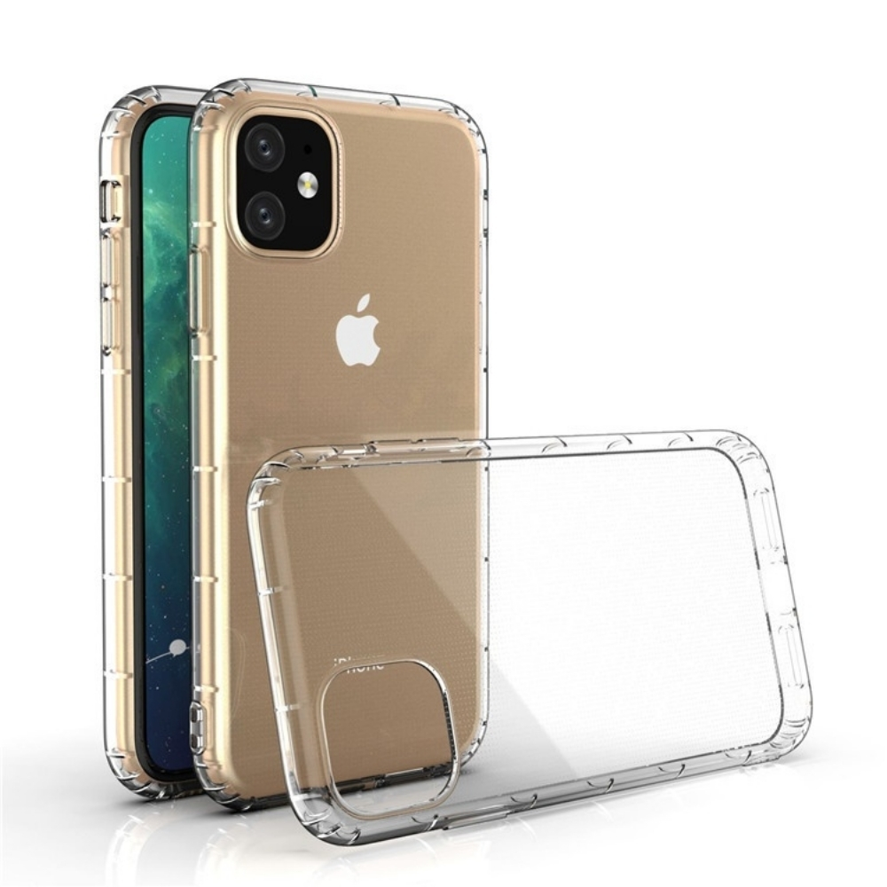 PKG Apple iPhone11  (6.1吋) 高透360空壓氣墊殼