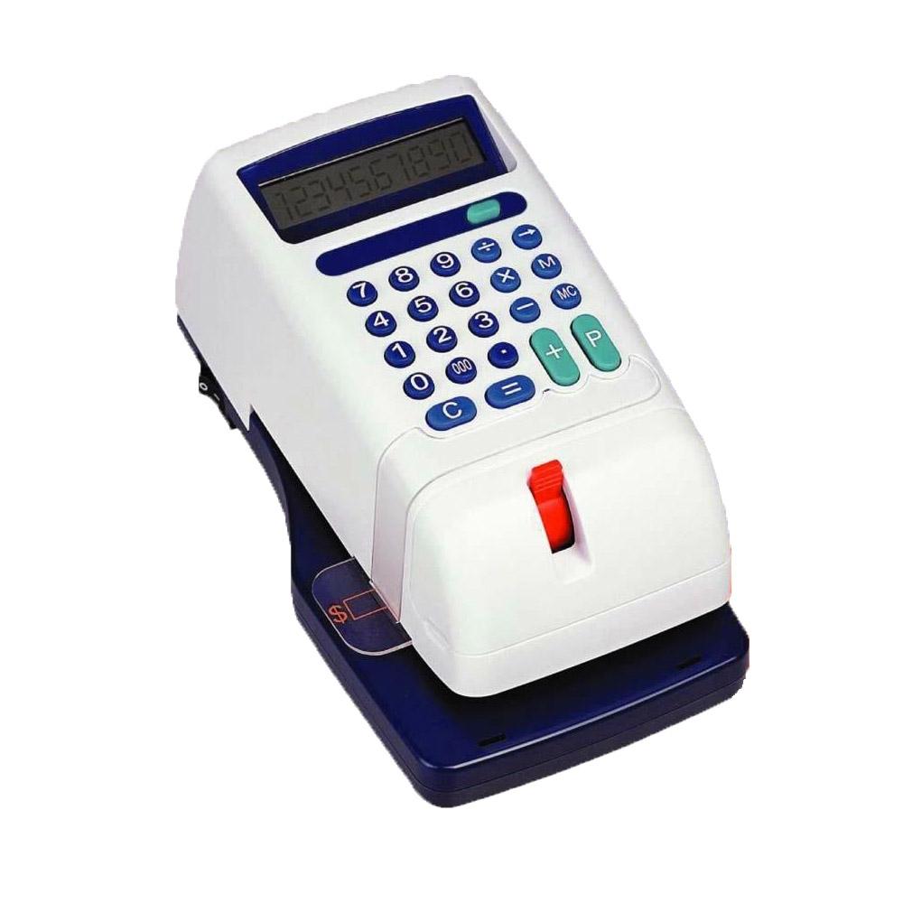 KOJI CH-168N 多國幣別數字支票機 視窗定位
