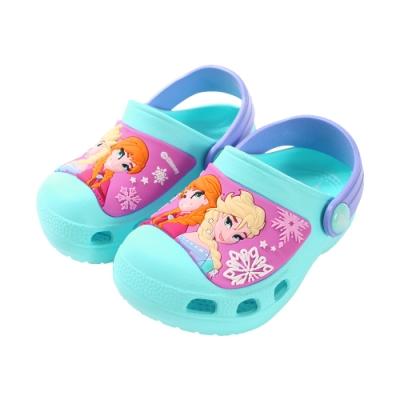 台灣製冰雪奇緣輕量晴雨休閒鞋 sa94025 魔法Baby