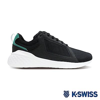 K-SWISS Getty輕量訓練鞋-男-黑/綠
