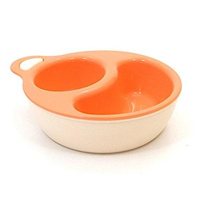 WAVA 日本inomata離乳雙層餐盤組
