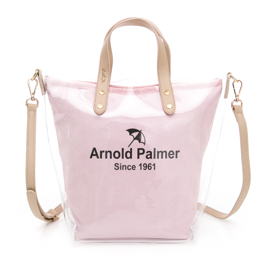 Arnold Palmer- 手提包附長背帶   CHIC系列-粉色