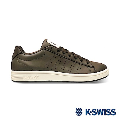 K-SWISS Court Casper S休閒運動鞋-男-咖啡