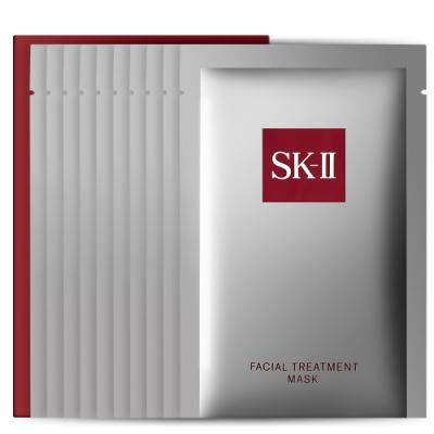 SK-II 青春敷面膜10片入/盒裝