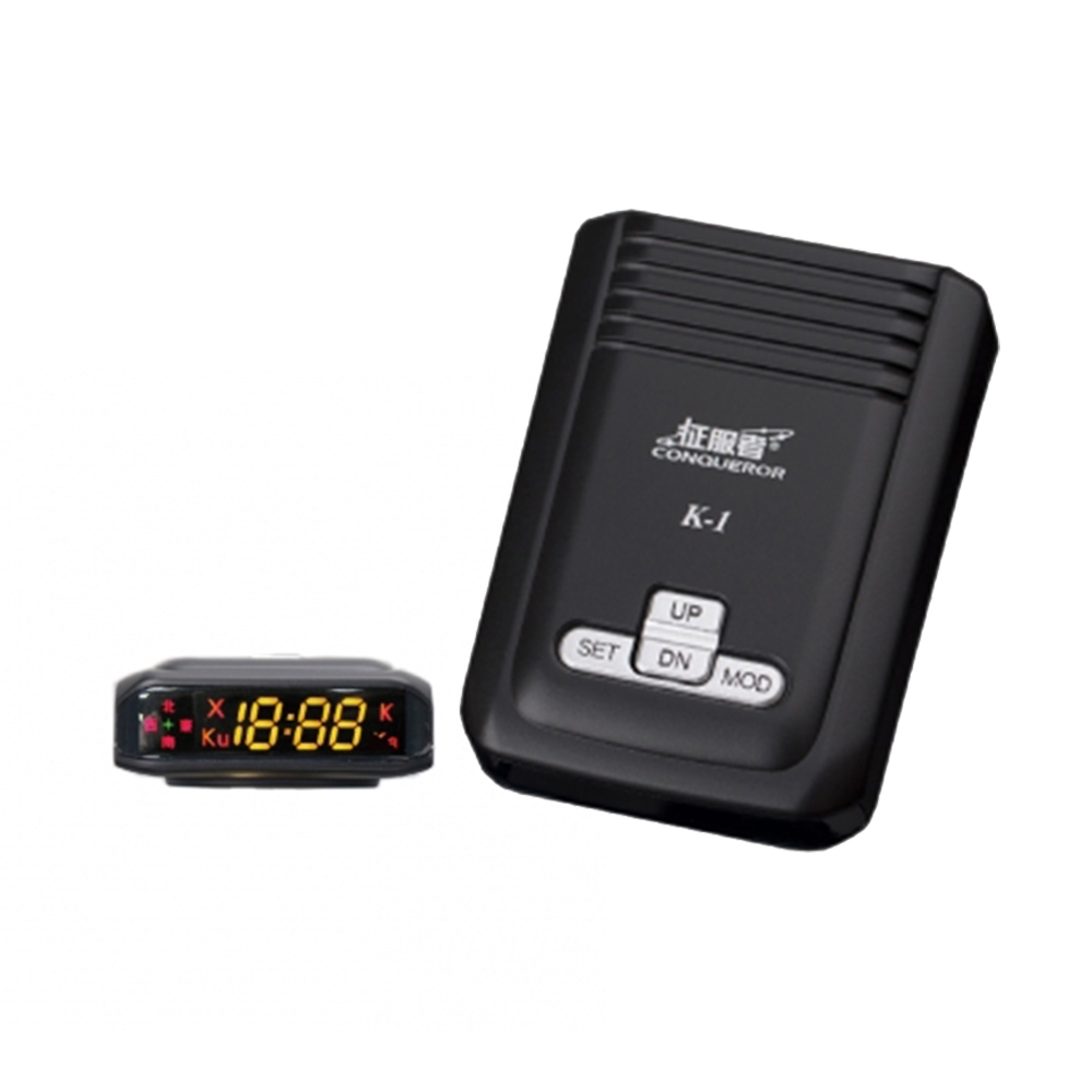 征服者 K1 PLUS GPS衛星定位安全警示器