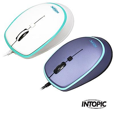 INTOPIC 廣鼎 飛碟光學滑鼠(MS-096)