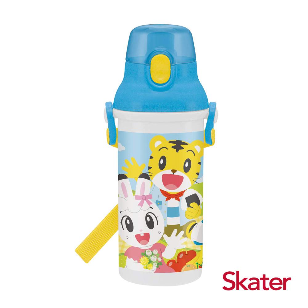 Skater直飲冷水壺 (480ml)巧虎PICNIC