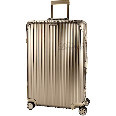 Rimowa Topas Titanium 32吋大型行李箱 923.77.03.4