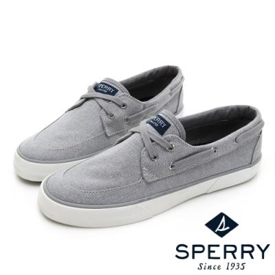 SPERRY CREST BOAT 舒適休閒帆船鞋(女)-灰色