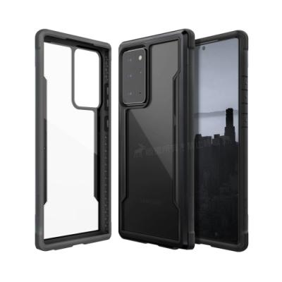 DEFENSE 刀鋒極盾Ⅲ 三星 Samsung Galaxy Note20 5G 耐撞擊防摔手機殼(爵帝黑)