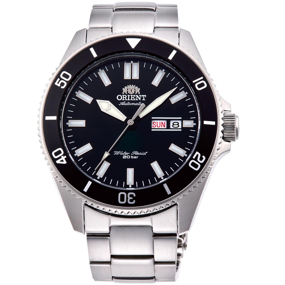 ORIENT東方錶WATER RESISTANT系列200M潛水錶(RA-AA0008B)
