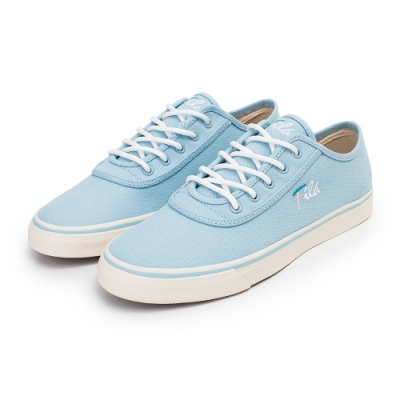 【FILA】CLASSIC PASTEL 休閒鞋 女鞋-粉藍(5-C317V-335)