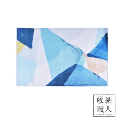 【收納職人】現代簡約輕奢北歐ins風地毯/床邊毯/茶几毯_現代簡約