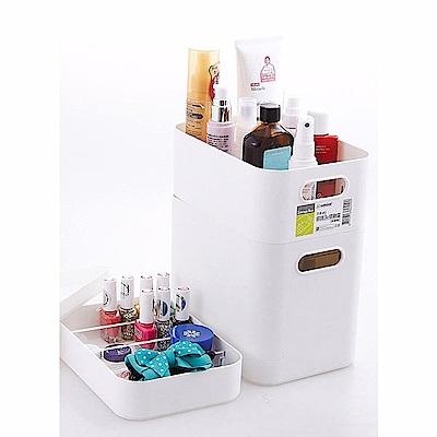 【生活King】保養品格狀收納盒 收納組 整理盒 指甲油架 乳液盒(超值四入)