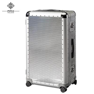 FPM MILANO BANK Reflective Steel系列 33吋行李箱 不鏽鋼