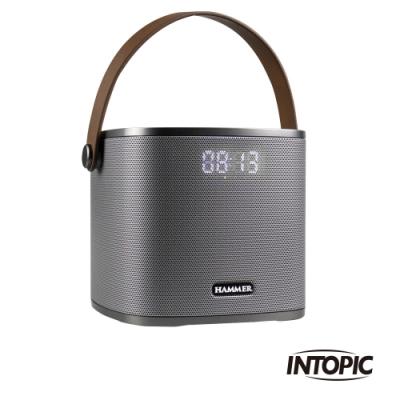 [時時樂限定]INTOPIC 廣鼎 多功能重低音藍牙喇叭(SP-HM-BT272)