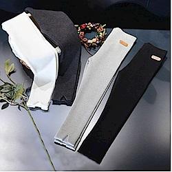 小衣衫童裝   中小童必備款時尚褲管開岔內搭長褲1070932