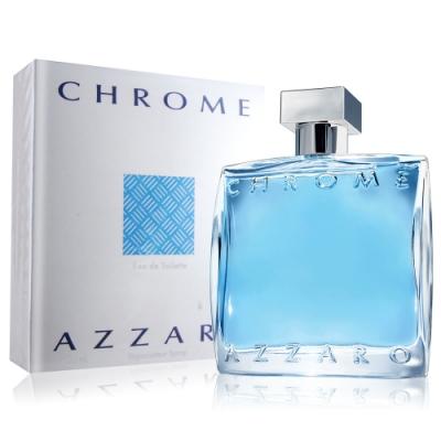 AZZARO Chrome 海洋鉻元素男性淡香水100ml EDT-國際航空版