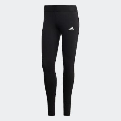 ADIDAS 訓練 健身 緊身 運動 長褲 女款 黑 FI4630 MUST HAVES 3-STRIPES TIGHTS