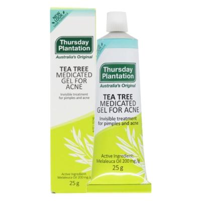 Thursday Plantation星期四農莊 茶樹調理淨化修復凝膠 25g