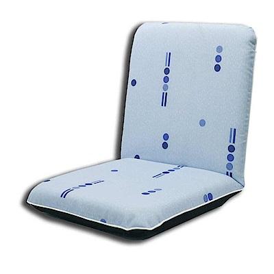 Gloria 雅各布輕巧防潑水五段和室椅 藍點