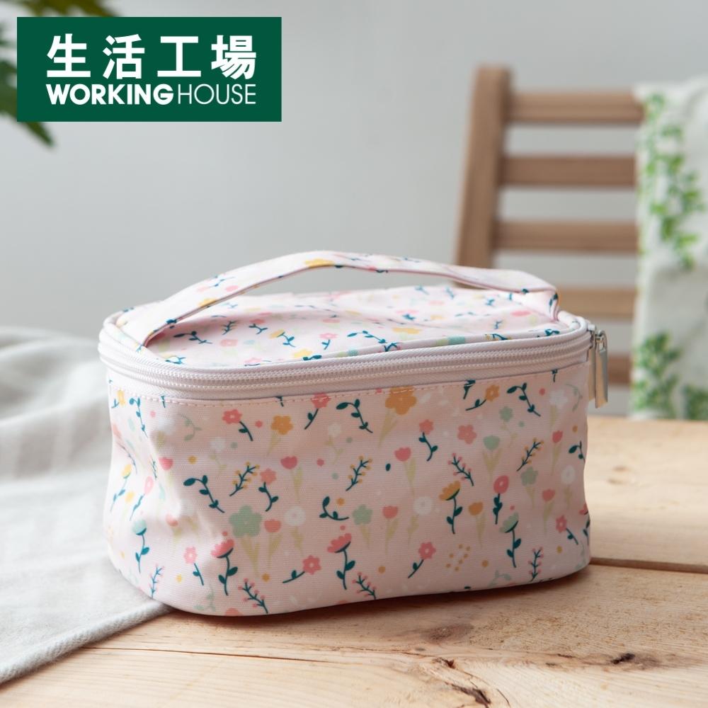 【週年慶↗全館8折起-生活工場】花漾青春箱型手提萬用包