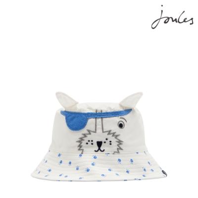 英國【Joules】TOD海盜狗狗遮陽帽