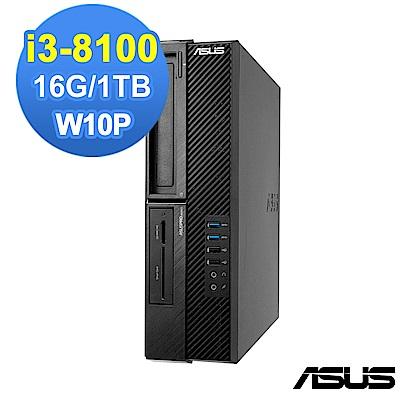 ASUS M640SA i3-8100/16G/1TB/W10P