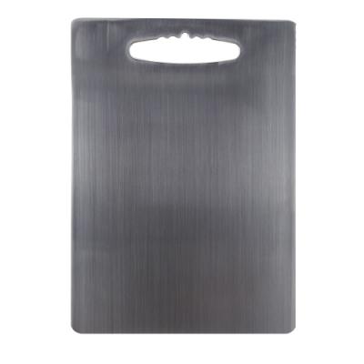 Homeicon 304厚實不鏽鋼砧板36X25cm