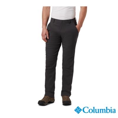 Columbia 哥倫比亞 男款- OMNI-Shield 防潑鋁點保暖長褲-深灰
