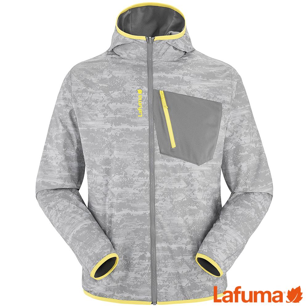 LAFUMA-男 雙面穿保暖防風外套-LFV113216912-銀灰