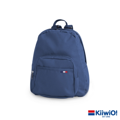 Kiiwi O! 極輕尼龍系列 休閒後背包 JEWEL 藏青