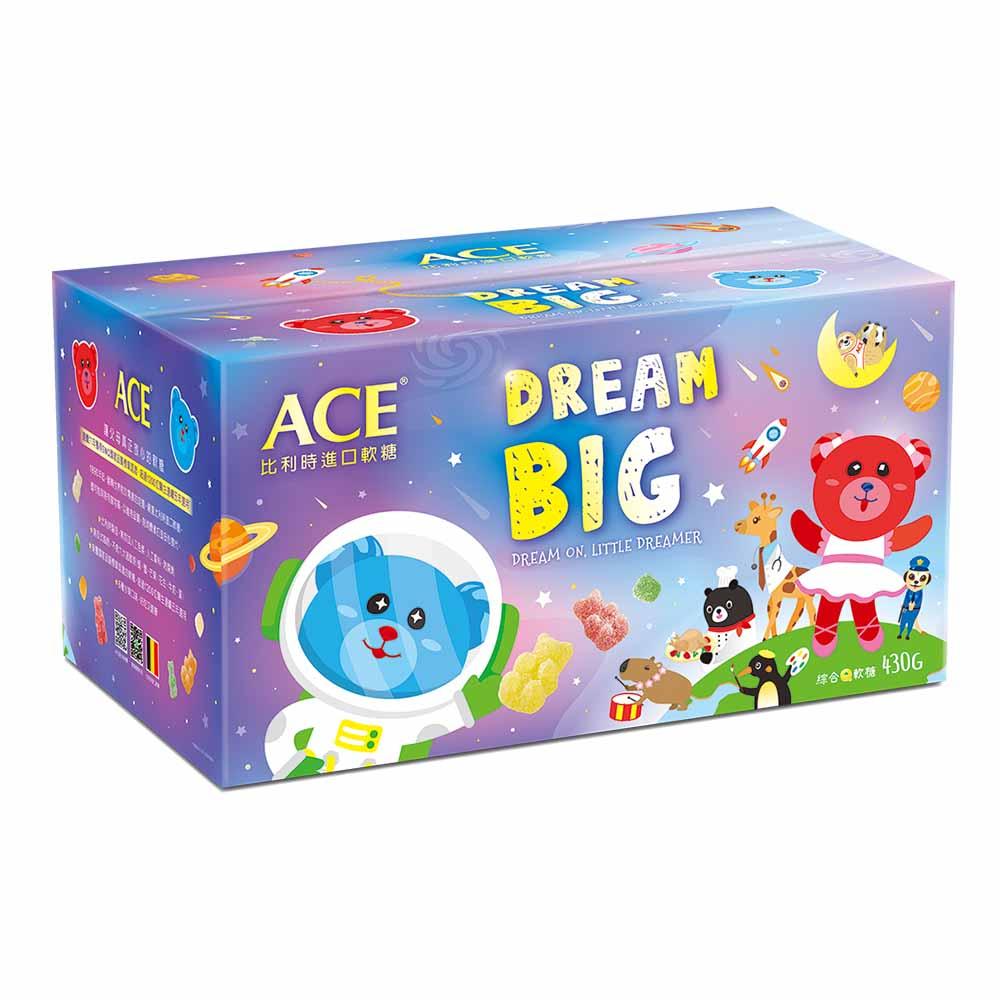 ACE小熊大夢想綜合軟糖禮盒(兒童節禮盒) @ Y!購物