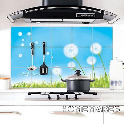 韓國廚房壁飾貼片-蒲公英 2入_HS-AL09
